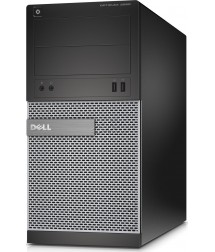 DELL OptiPlex 3020 MT Intel i3-4160/4Gb DDR3/500GB/DVD+/-RW Win7 Pro 3Y